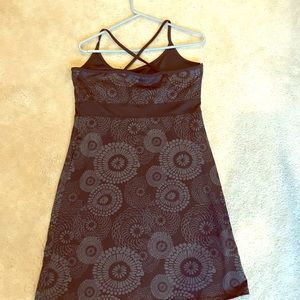 Black/grey sundress